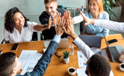 Lavoro di squadra e teamwork